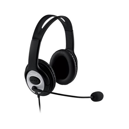Auriculares con Microfono Microsoft LifeChat LX-3000