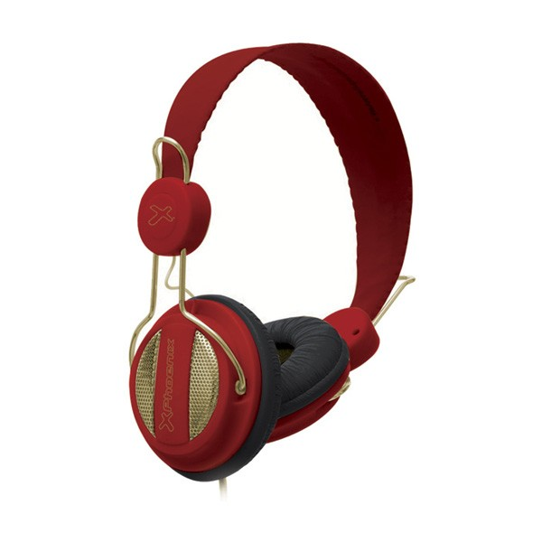 Auriculares con Microfono Phoenix 1080 Air Rojo