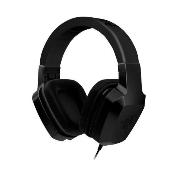 Auriculares con Microfono Razer Electra Negro