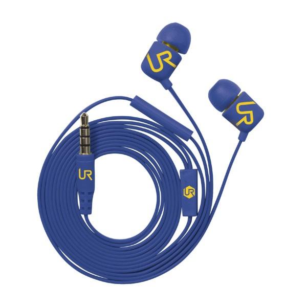 Auriculares con Microfono Trust Duga In-Ear HeadPhone Azul