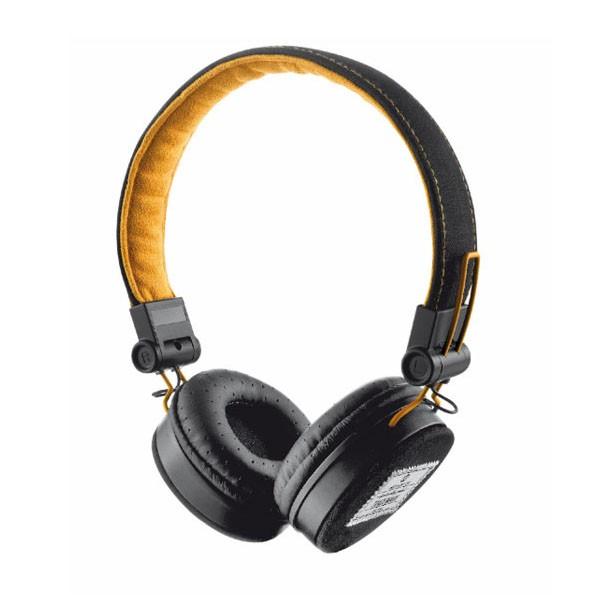 Auriculares con Microfono Trust Fyber Negro/Naranja