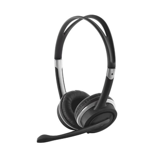 Auriculares con Microfono Trust Mauro USB 17591