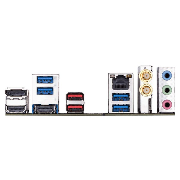 Placa Base Aorus B450 I PRO WIFI Mini ITX Socket AM4