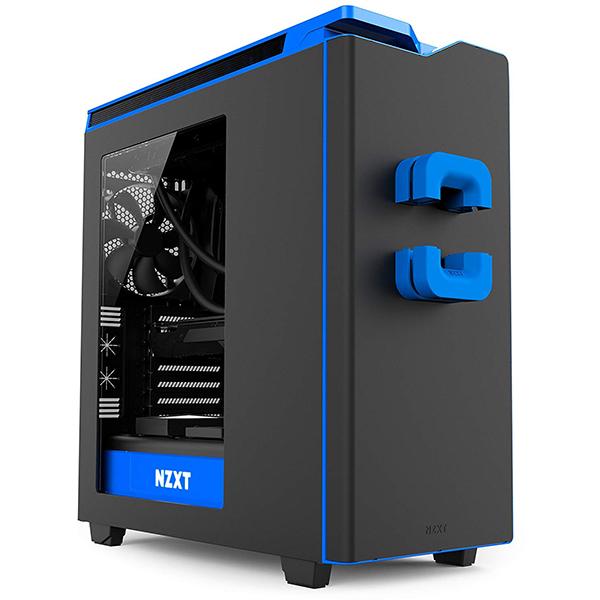 Organizador de Cables NZXT Puck Azul