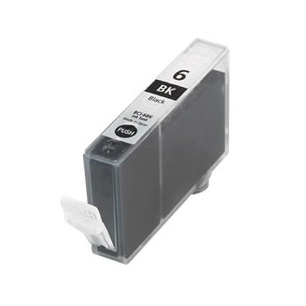 BCI-6BK Cartucho de Tinta Compatible (Negro Foto)