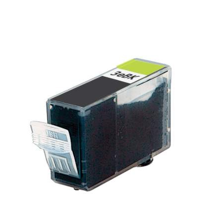 BCI-3eBK Cartucho de Tinta Compatible Premium (Negro)