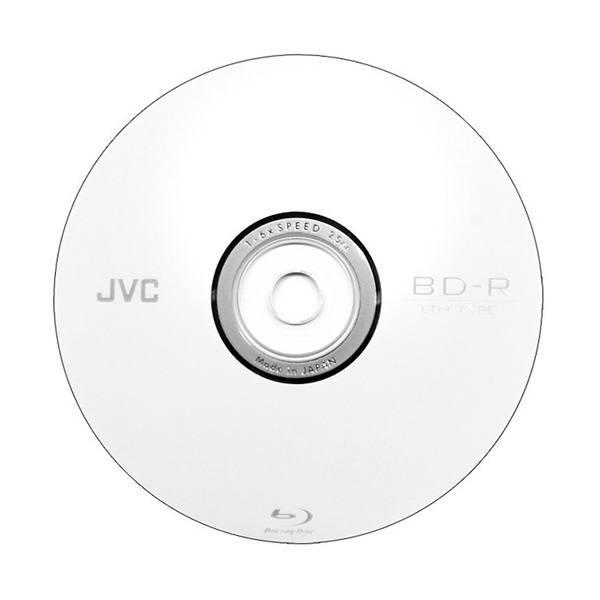 Blu-ray BD-R LTH SL 25GB 6x JVC Tarrina 10 uds