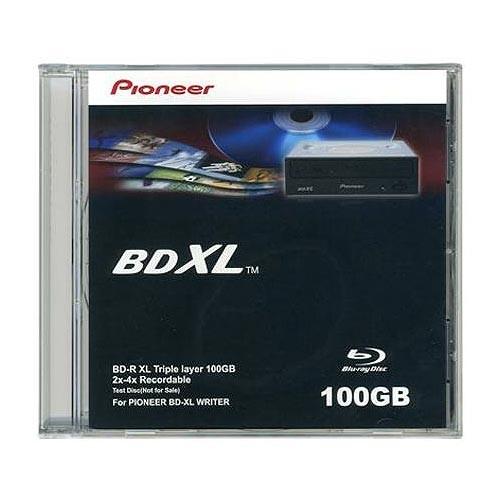 Blu-ray BD-R XL TL 100GB 4X Pioneer Caja Jewel 1 uds