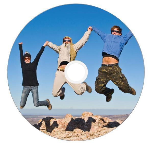 Blu-ray BD-R SL 25GB 6X Verbatim FF InkJet Printable Tarrina 25 uds