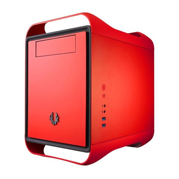 Caja PC MicroATX Bitfenix Prodigy M Red