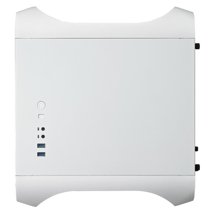 Caja Mini-ITX Bitfenix Prodigy Blanca