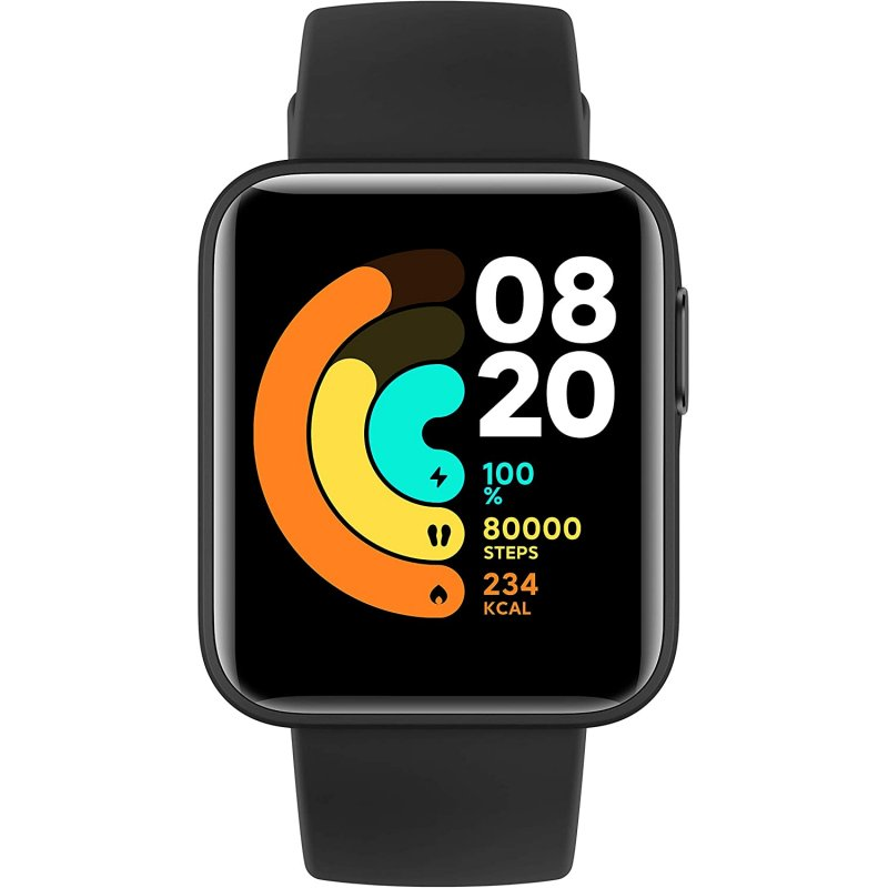 Smartwatch Xiaomi Mi Watch Lite Negro