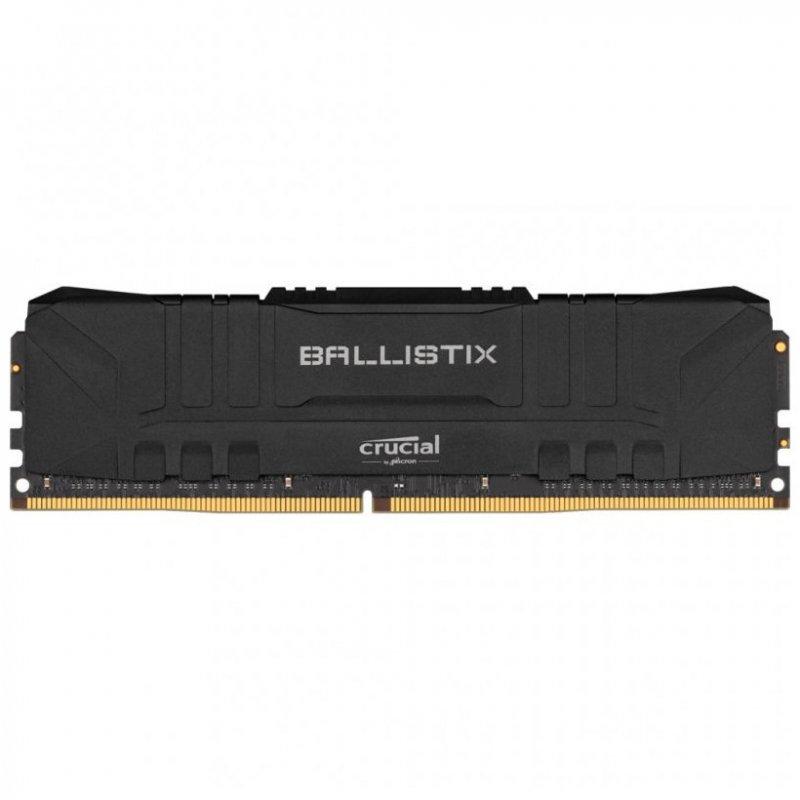 Memoria Crucial Ballistix BL8G32C16U4B 8GB DDR4 3200MHz Negro