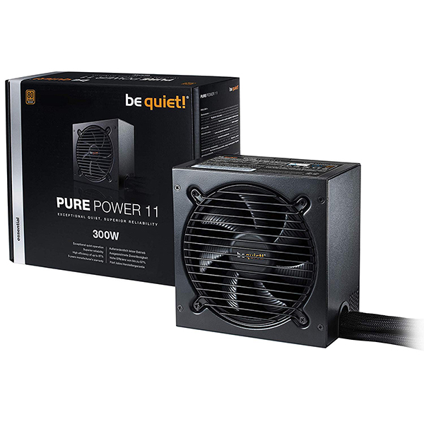 Fuente de Alimentación Be Quiet! Pure Power 11 300W 80PLUS Bronze
