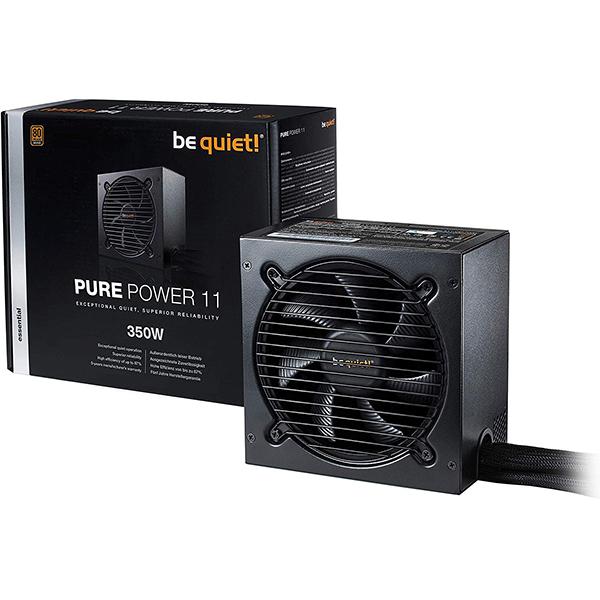 Fuente de Alimentación Be Quiet! Pure Power 11 350W 80PLUS Bronze