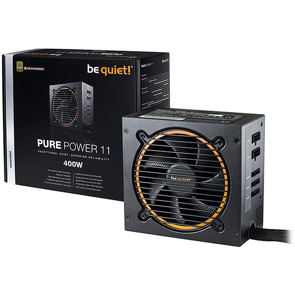 Fuente Semi-Modular Be Quiet! Pure Power 11 CM 400W 80Plus Gold