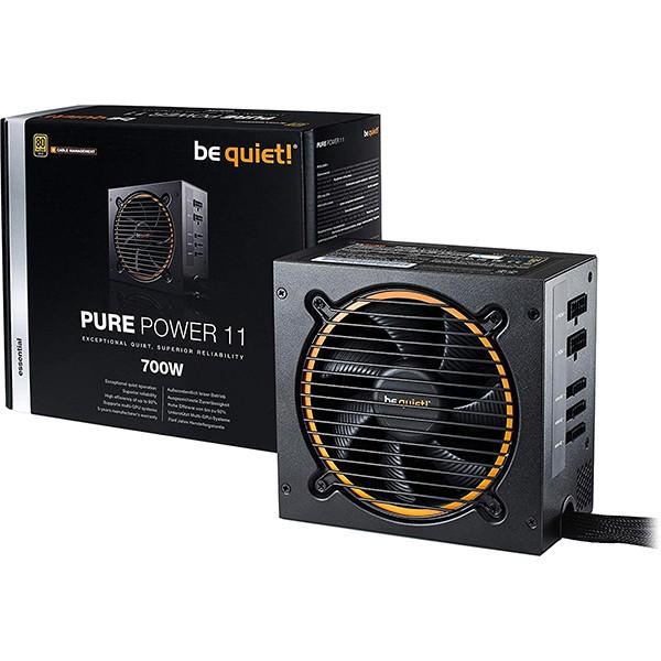 Fuente Semi-Modular Be Quiet! Pure Power 11 CM 700W 80PLUS Gold