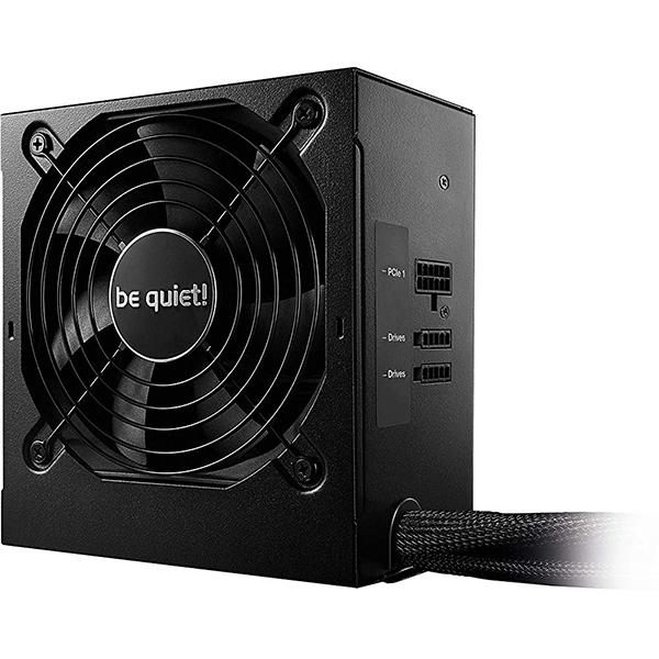 Fuente Semi-Modular Be Quiet! System Power 9 CM 400W 80PLUS Bronze