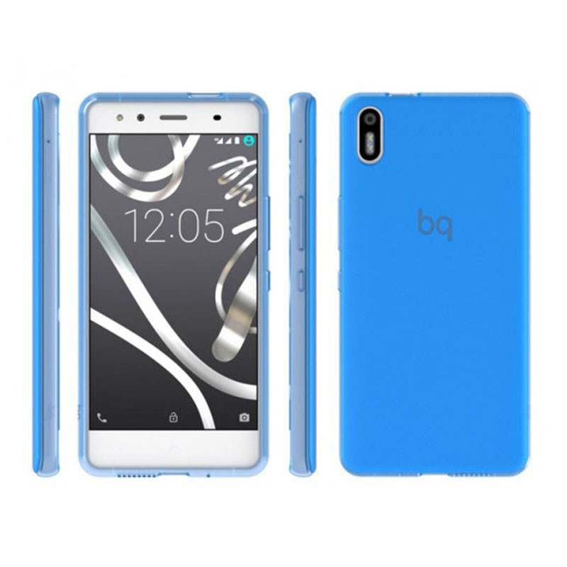 bq-aquaris-x5-funda-flexible-gummy-azul
