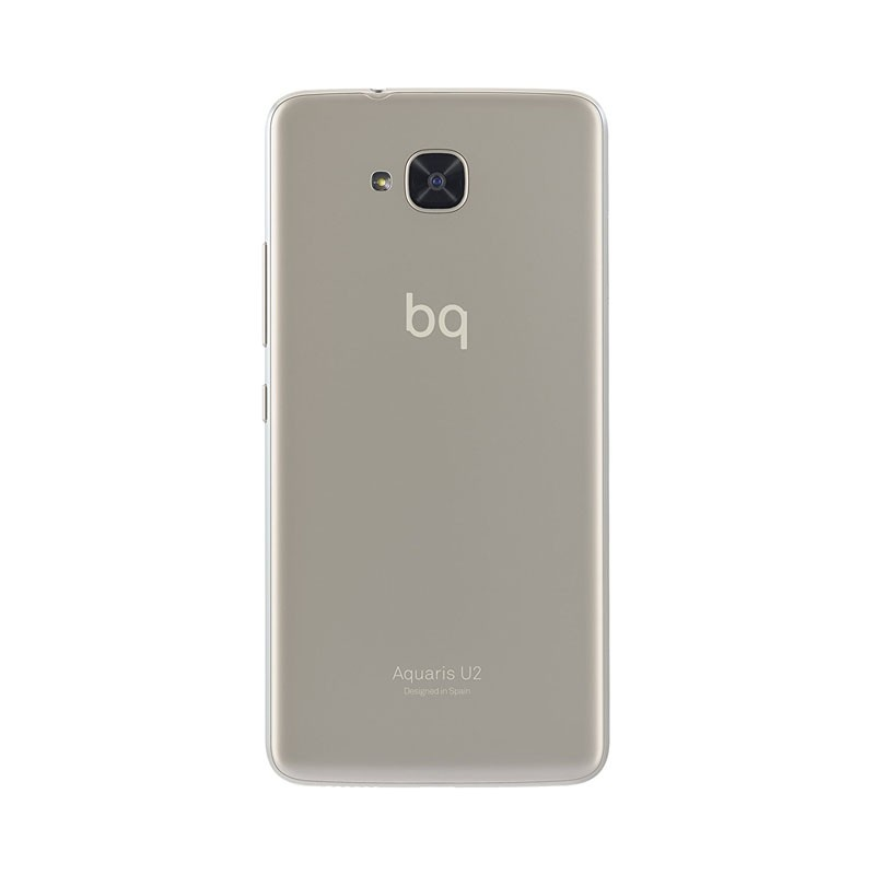 "BQ Aquaris U2 5.2"" 2GB 16GB Blanco / Oro"