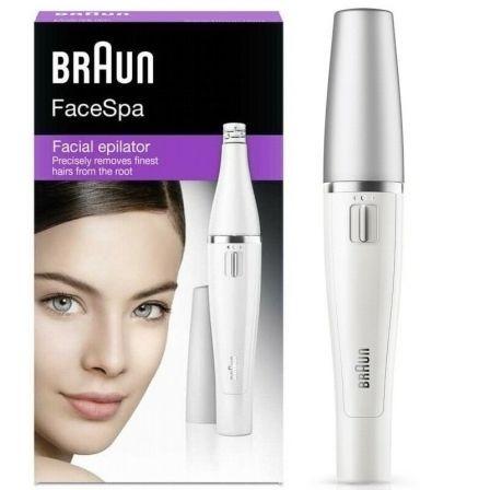 Depiladora Facial Braun Facespa 800