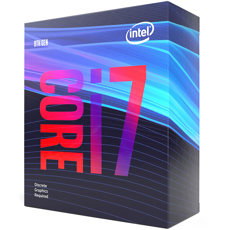 Procesador Intel Core i7-9700F 3.00GHz 12MB LGA1151(300)