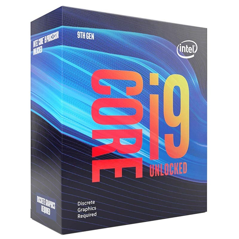 Procesador Intel Core i9-9900KF 3.60GHz 16MB LGA1151(300)