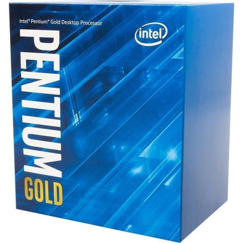 CPU Intel Pentium Gold G6405 4.1 GHz - LGA1200