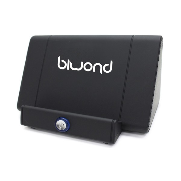 Base de Sonido por Induccion Biwond Music ProStation Negro
