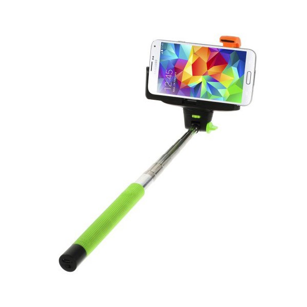 baston-selfie-con-bluetooth-verde-android-ios-