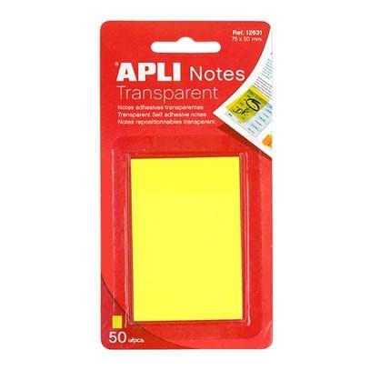 bloc-de-notas-adhesivas-transparentes-apli-de-color-amarillo