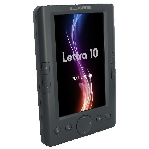 E-Book 5-TFT Color 1GB BluSens LETTRA 10
