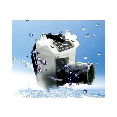 Funda Impermeable para Camara con Objetivo 255x265mm blanco