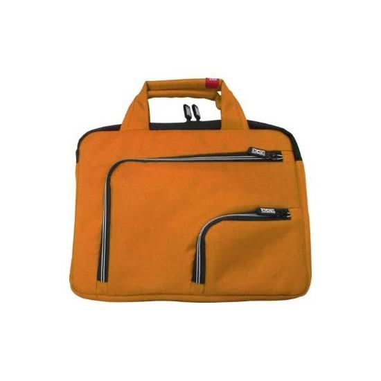"Bolsa Netbook 10""-12"" 3Go Zigurat Naranja"