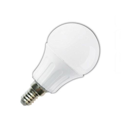 Bombilla LED Bajo Consumo 8W 6400K E14 (640lum) Serie A5-A60