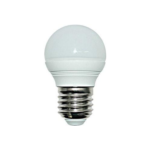 Bombilla led bajo consumo 3w 30w 6400k e27 270lum for Bombilla bajo consumo e27