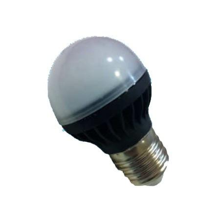 Bombilla led bajo consumo 3w 30w 6400k e27 for Bombilla bajo consumo e27