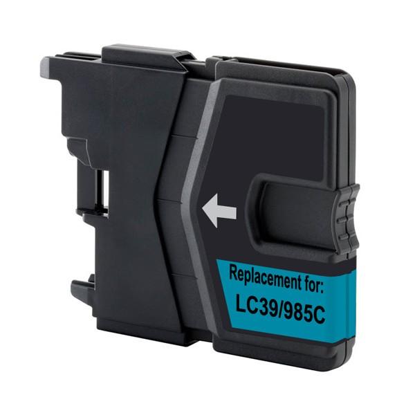 LC985C Cartucho de Tinta Compatible Premium (Cian)