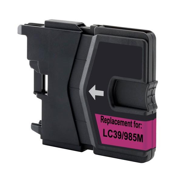 LC985M Cartucho de Tinta Compatible Premium (Magenta)