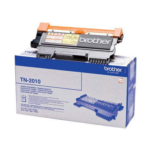 Brother TN-2010 Toner Original Negro