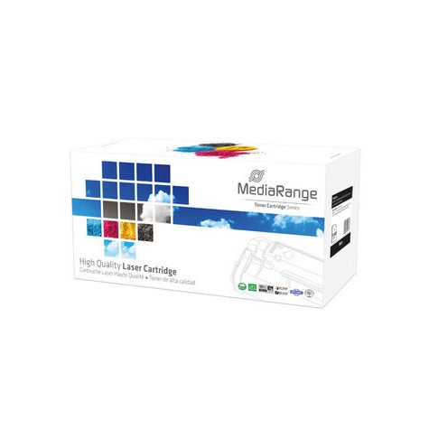Toner MediaRange Compatible Negro Brother TN2220 (TN-450)
