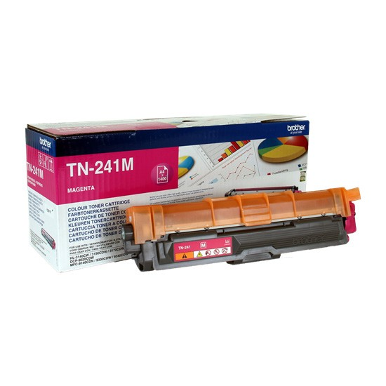 Brother TN-241M Toner Original Magenta
