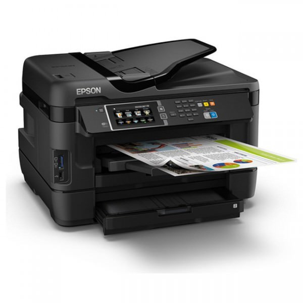 Impresora Multifuncion Epson WorkForce WF-3620DWF
