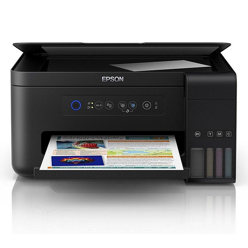 Impresora Multifunción Epson EcoTank ET-2700 Recargable Wifi