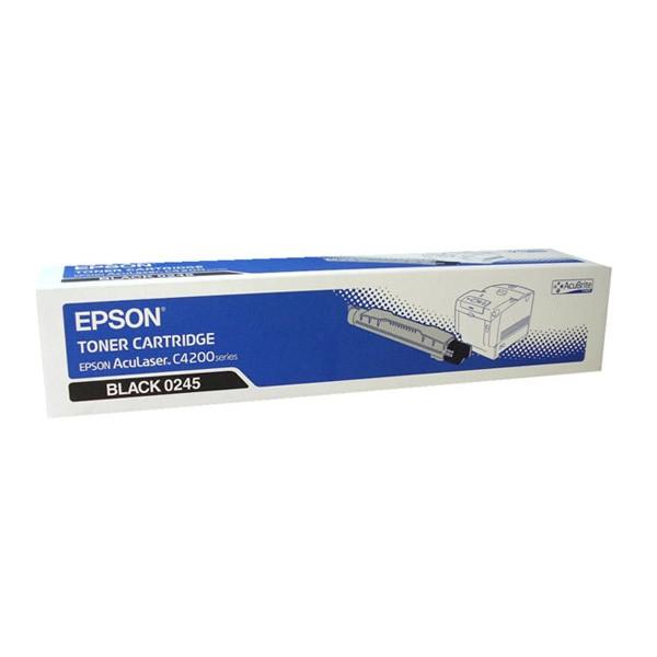Epson Toner Original C4200 C13S050245 Negro