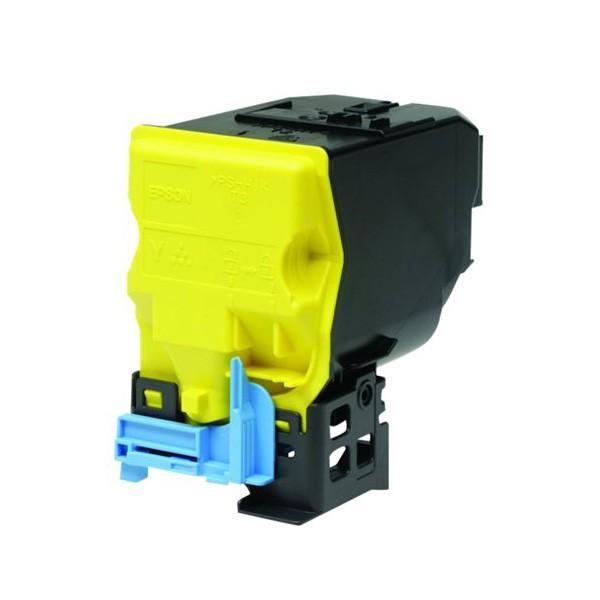 Epson Toner Original AL-C3900/CX37 C13S050590 Amarillo