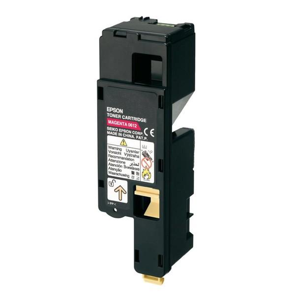 Epson Toner Original AL-C1700/C1750/CX17 C13S050612 Alta Capacidad Magenta