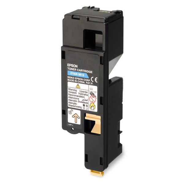 Epson Toner Original AL-C1700/C1750/CX17 C13S050613 Alta Capacidad Cian