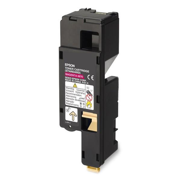 Epson Toner Original AL-C1700/C1750/CX17 C13S050672 Magenta
