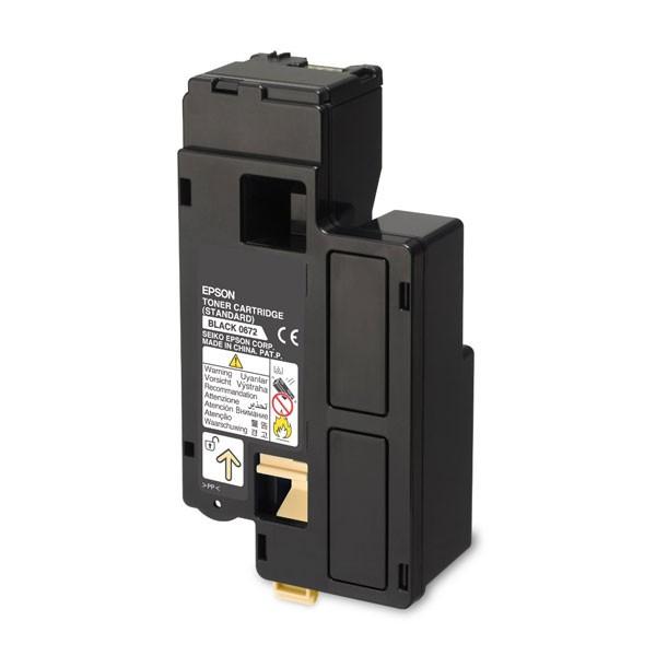 Epson Toner Original AL-C1700/C1750/CX17 C13S050672 Negro